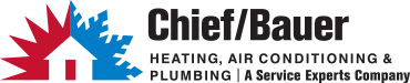 Chief / Bauer Service Experts Heating & Air Conditioning Logo